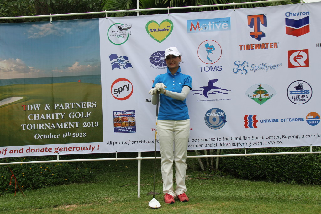 Roze TDW & Partners Anchor Charity Event