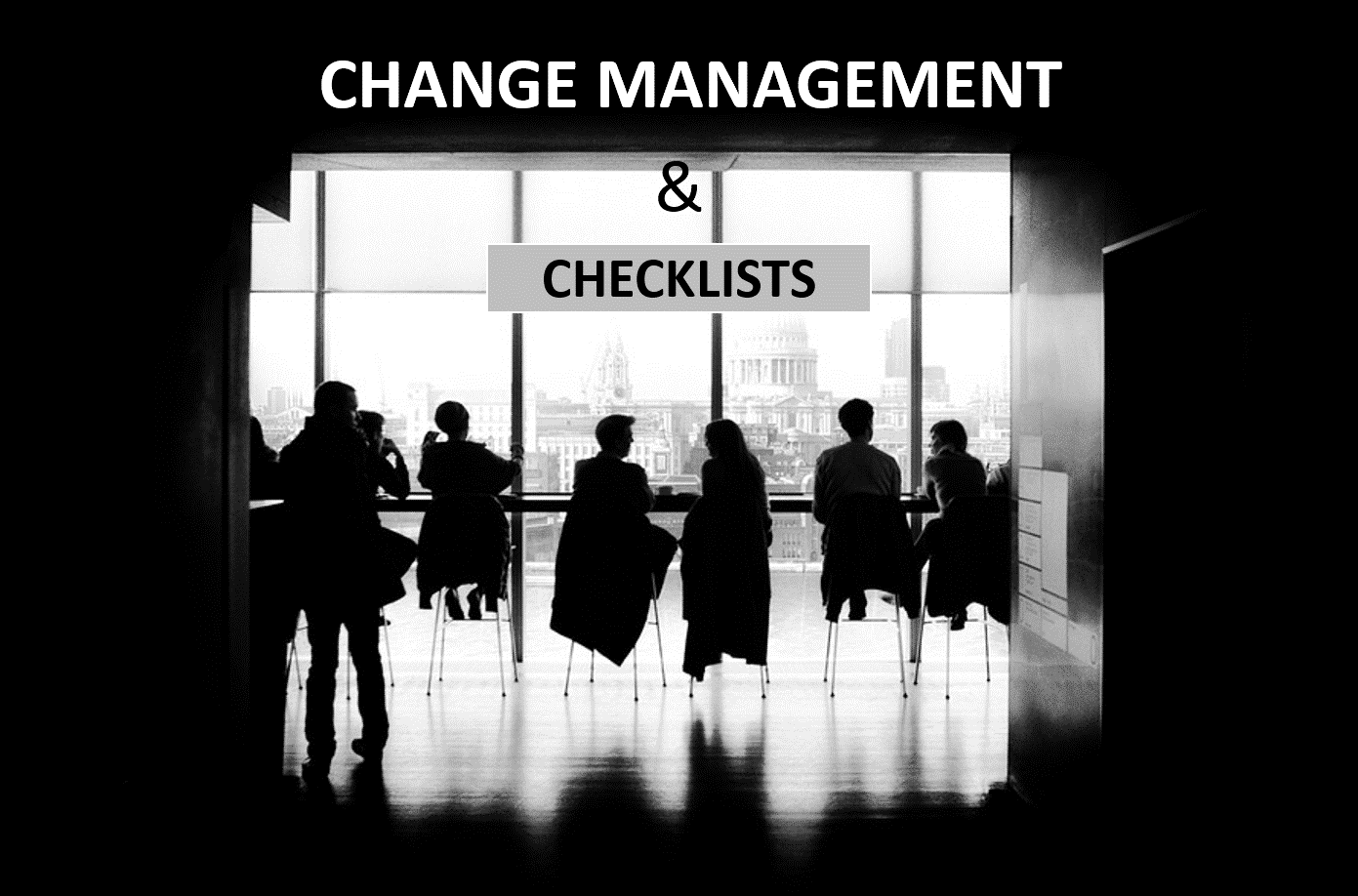 CHANGE MANAGEMENT CHECKLIST CULTURE